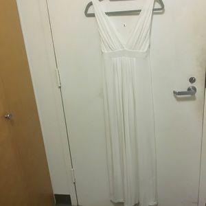 Tart maxi dress.